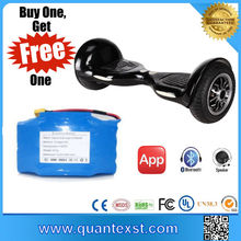 Quantex New Design Sport Derict Hoverboard with Lowest Price 10 Inch hoverboard Bluetooth Scooter