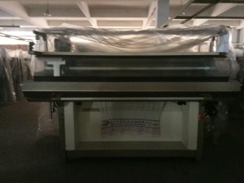 Dawei Brand Used Flat Knitting Machine Price With Comb Device