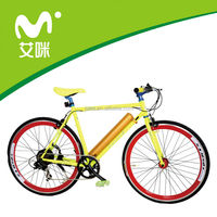 Molybdenum steel e-bike with cheap price
