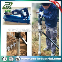 Electric earth auger / post hole digger