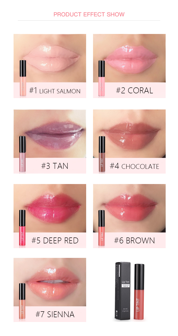 Best selling Products Make Your Own Logo Lip Gloss Set Private Label