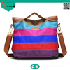 fashion new design outdoor leisure nylon shoulder strap bag high quality large capacity nice tote bags