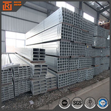 Q235B-Q345B ASTM A36,SS400,S235JR,S335JR carbon steel tubes galvanized square pipe made in china price list