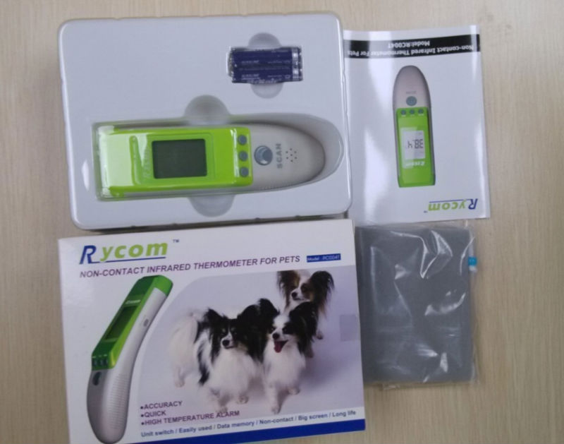 Dog Talking Medical Thermometer RC004T