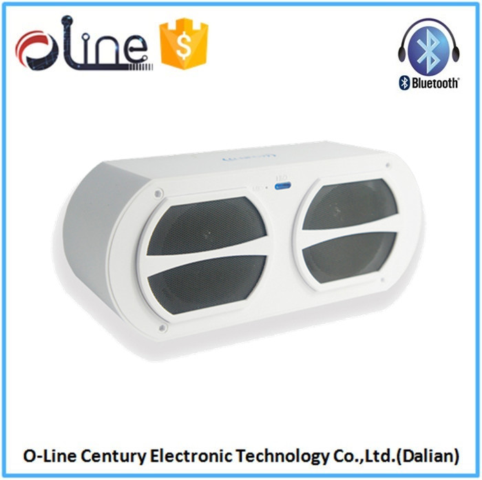 Rated power 5W*2 Distortion 0.5% E898 Bluetooth speaker New Released professional passive speaker
