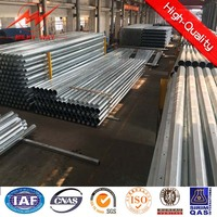 40ft Philippines Steel Pole Electrical Equipment