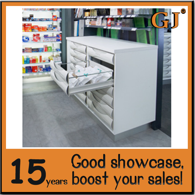 Luxury quality office file organizer <strong>retail</strong> shop product cabinet medicine fixture
