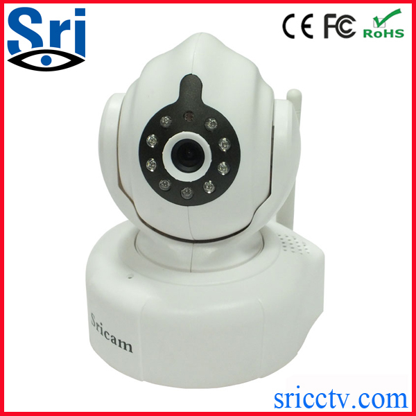 Alarm force Night Vision 1.0 Megapixel Security IP Camera wireless alarm system