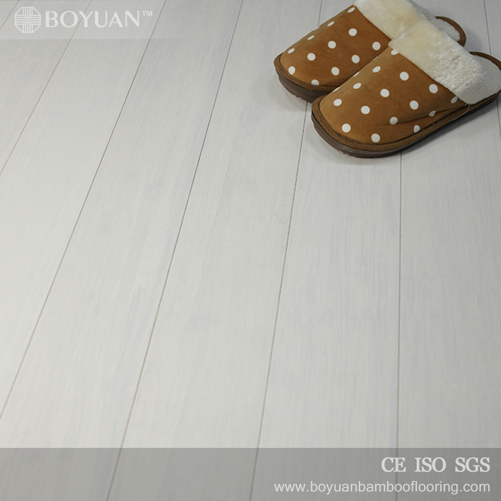 BY fresh choice easy fit white bamboo flooring vietnam new zealand