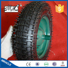 Wholesale garden nylon tire and tube wheel 3.50-8