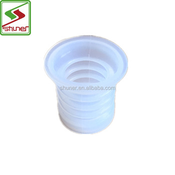 Factory Sale Water drain valve core/Overflow pipe full auto washing machine spare parts/The silicone material