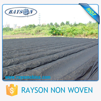 Direct Manufacturer Recyclable Nonwoven Landscape / Ground Cover Weed Control Fabric