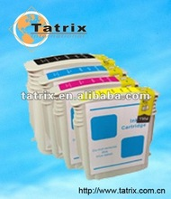 Compatible Ink Cartridge for HP C4840A C4841A C4842A C4843A C4844A