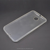 Wholesale tpu phone case for Google Nexus 6