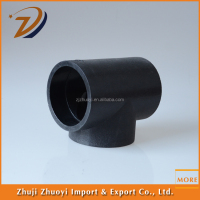 perfect Supplier round Plastic Pipe Fitting ,equal tee for Water Line