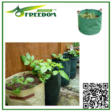 Hot Sale Large Garden Plastic Grow Bags, Plant Grow Bags