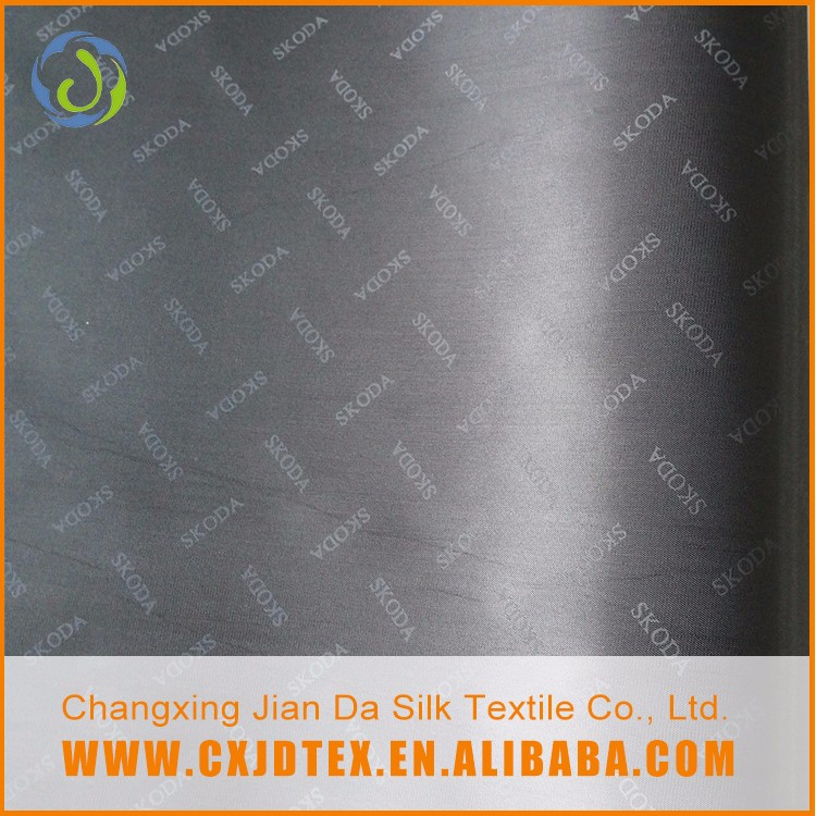 Cheap 190T curtain/car cover polyester taffeta fabric, waterproof taffeta fabric