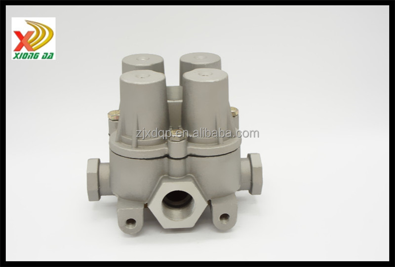 VOLVO truck parts 4 WAY Protection Valve