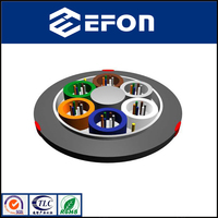 Ningbo EFON Aluminum tape armored fiber optical cable gyta