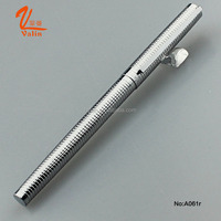 Luxury Full Silver Colored Best Quality Metal Roller Pen