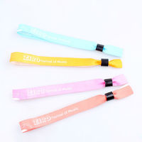 gift party event wristband, party one time wristband