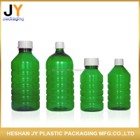 China supplier 1L 500ml plastic empty chemical liquid,dishwashing liquid pesticide bottle pet bottle