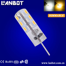 G4 led 12v ,led lamp g4 , g4 led 2 pin 12v 20w g4 halogen lamp
