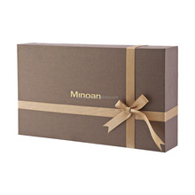 Fancy paper sweets packaging gift boxes for clothes