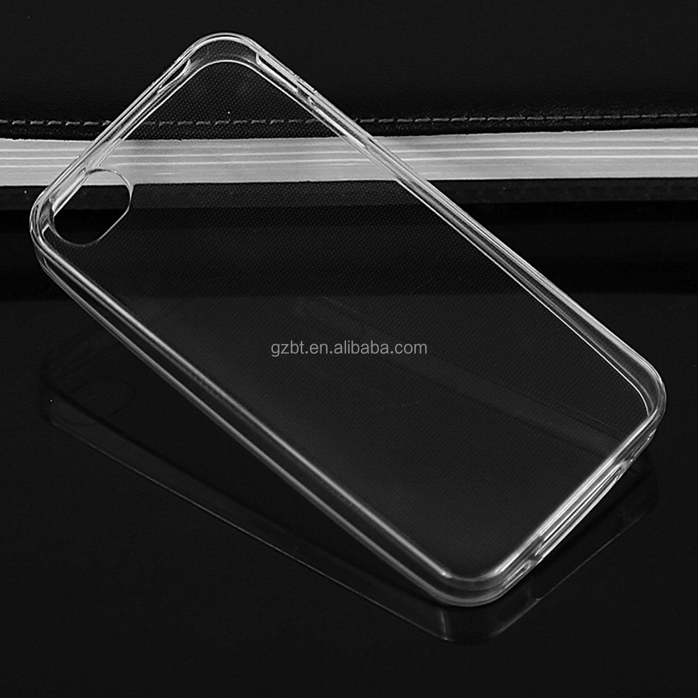 for iphone 4g phone cover,2016 trending products guangzhou supplier high clear silicone gel tpu phone case