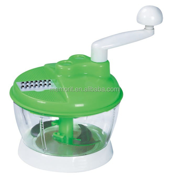2014New product hand held Manual food Vegetable Chopper