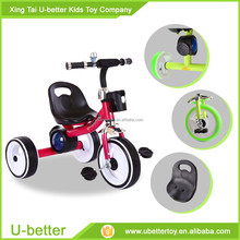 high quality cheap 3 wheel kids pedal bike/baby trike children tricycle for child