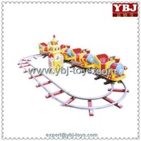 China New Design good quality electric train thomas