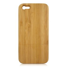Carbonized bamboo wooden mobile case for iPhone 5 5s 5c se