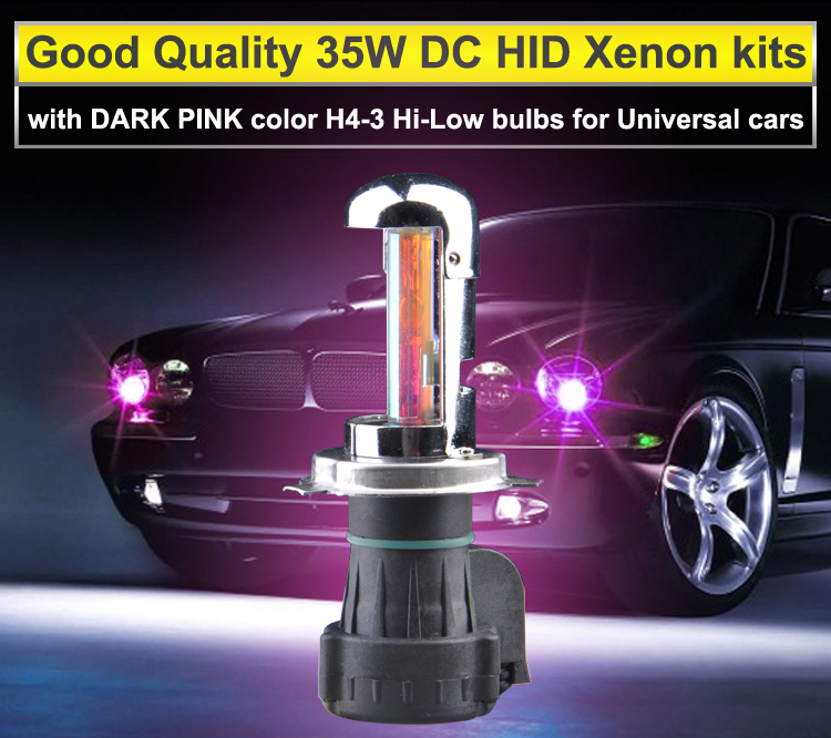 Most popular 12v 35w d2r xenon hid bulb and ballast xenon light samples available