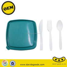 PVC box with tableware safety material household mailbox best quality product