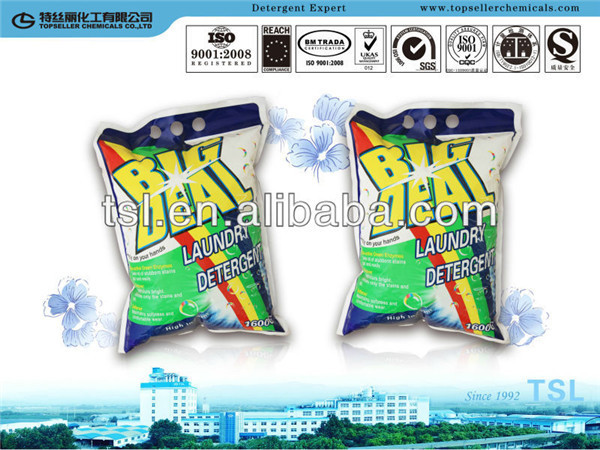 Front and TOP Washing machine used detergent soap powder with Euro standard