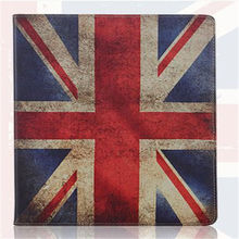 UK flag pattern smart cover case for ipad air/mini/2/3/4