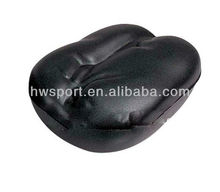 Promotional coffee bean shape stress ball