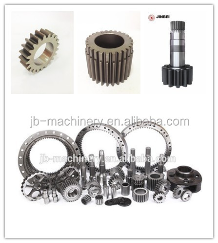 excavator travel planetary gear apply to excavator mitsubishi motor device