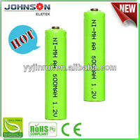 NI-MH AA Rechargeable Battery bank power