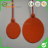 Electric heating plate,Round / circular Silicone Rubber Heater pad