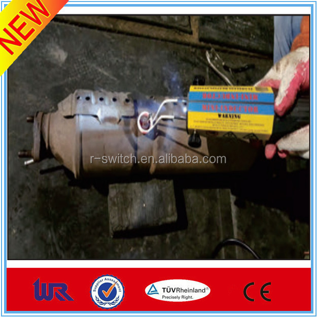 1KW Mini induction heater for rust bolt heating