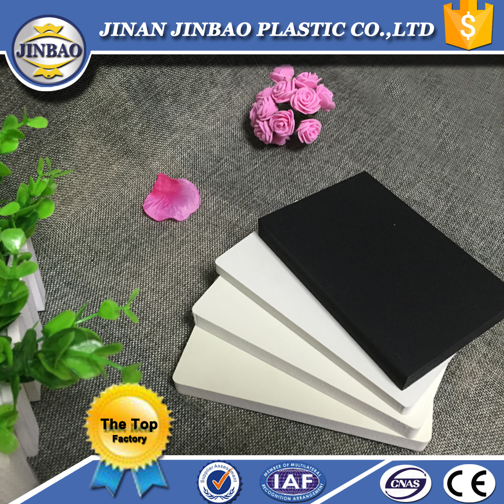 Cheap and fine thin pvc foam sheet