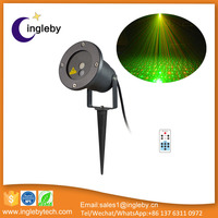 manufacturer price IP65 outdoor waterproof garden christmas starry star laser lights