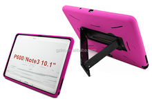 Kids friendly tablet skin cover for Samsung Galaxy Note 10.1 P600 protective back case