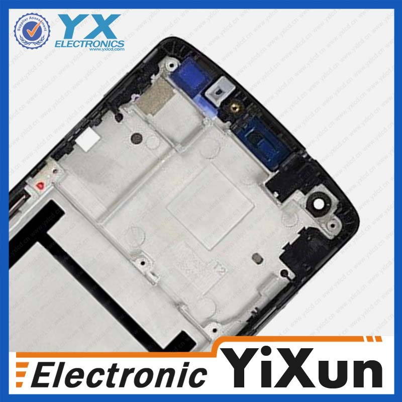 In large stock for lg nexus 4/e960 back cover glass len, full lcd for lg optimus l7 ii dual p715