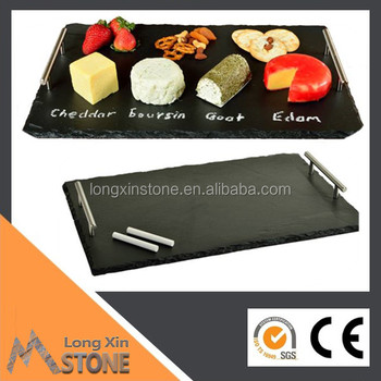 BSCI slate cheese board