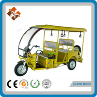 motorized pedicab battery operated trike rickshaw bicycles china