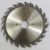 Woodworking 2 piece scoring saw blade for laminated boards