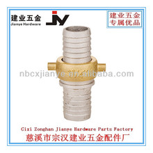 AL pin lug coupling